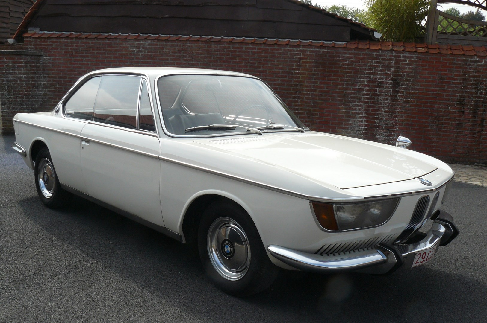 BMW 2000 CA