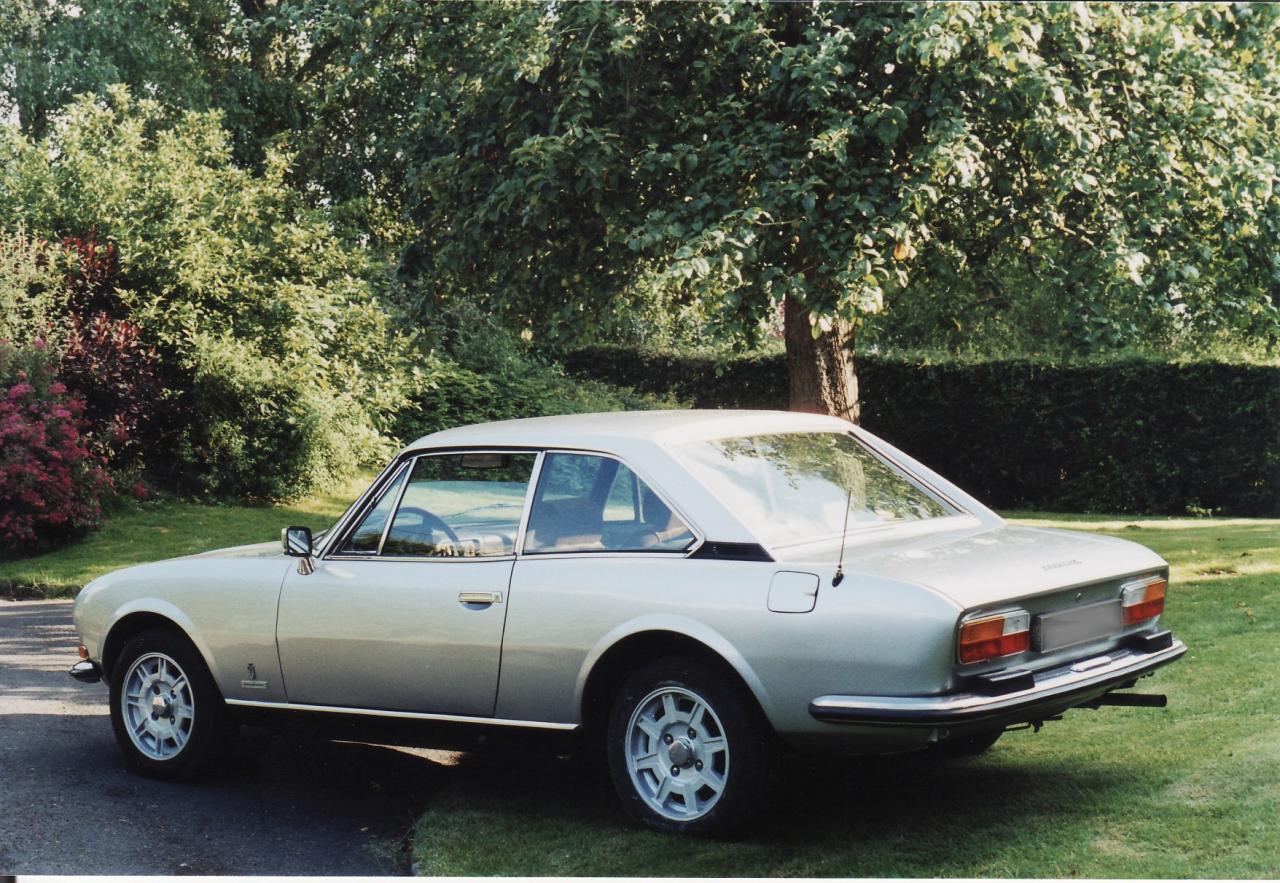 504 Coupé 1979
